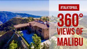 360 Degree Views of Malibu and PCH Best Malibu Real Estate Agent Best Malibu Realtor Malbu Homes For Sale