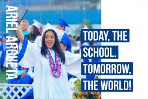 Ariel Argueta San Marino High School Graduation