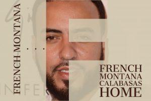 French Montana's Calabasas Crib