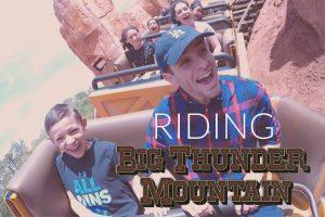 Thunder Mountain Disneyworld Epcot