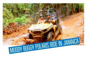 Muddy Buggy Polaris Ride in Jamaica