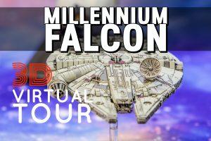 Millennium Falcon Arch Daily 3D Virtual Tour Celebrity Real Estate Agent Los Angeles Luxury real estate agent pro athlete relocation corporate relocation talktopaul paul argueta