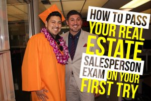 How To Pass Your Real Estate Salesperson Exam The First Time You Take The Test