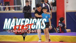 Mavericks First Two Gymnastics Meets